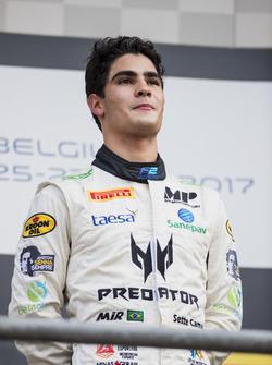 Winner Sergio Sette Camara, MP Motorsport