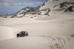 #307 X-Raid Team Mini: Орландо Терранова, Бернардо Грауе