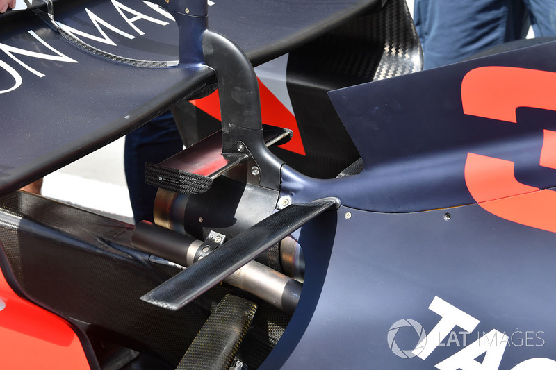 Red Bull RB14: retrotreno ungherese