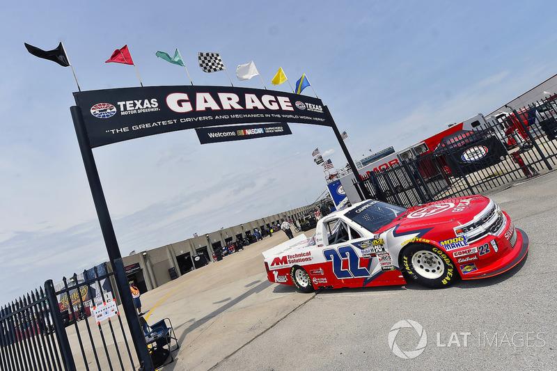 Austin Self, AM Racing, Chevrolet Silverado GO TEXAN