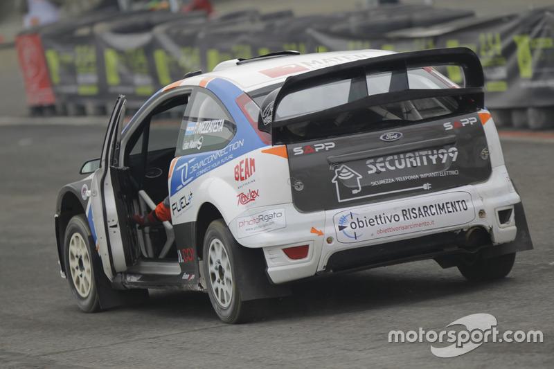 Fabio Mezzatesta, Ford Focus WRC, Hawk Racing Club