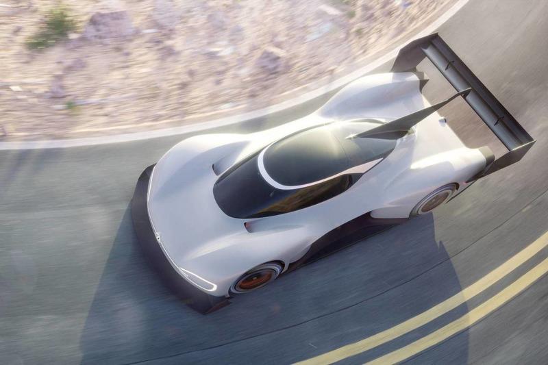 Autó Bemutatkozott a Volkswagen I.D. család hegyi felfutóra készített tagja