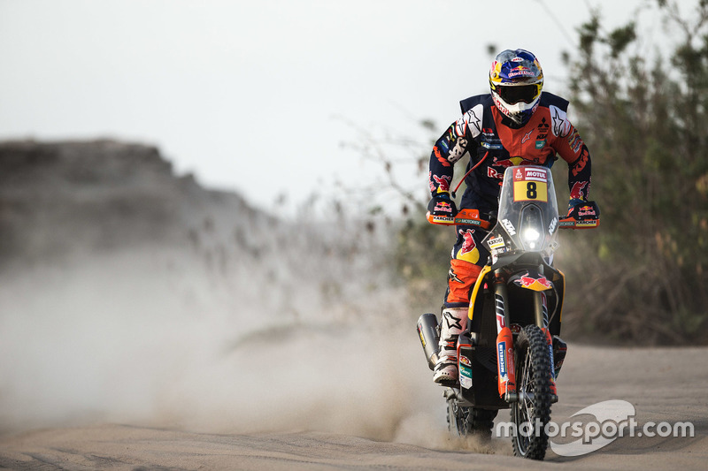 #8 Red Bull KTM Factory Racing: Toby Price
