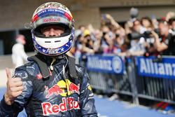 Tercer lugar Daniel Ricciardo, Red Bull Racing