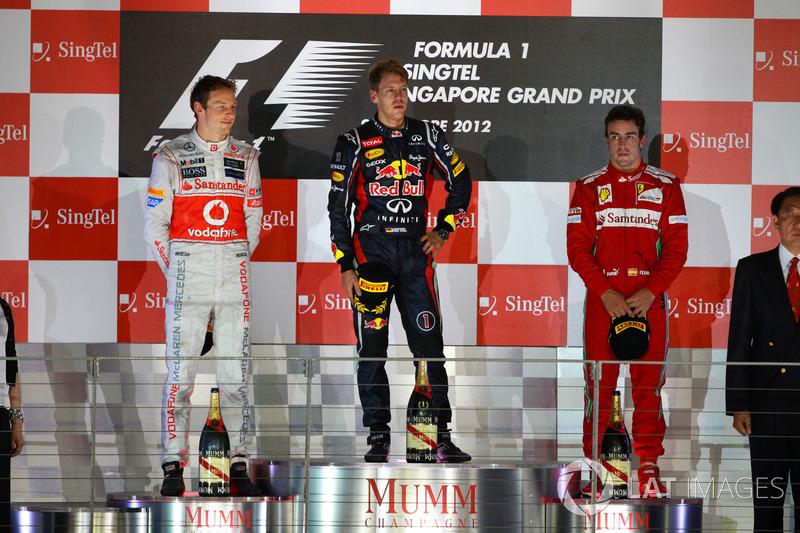 2012: Sebastian Vettel