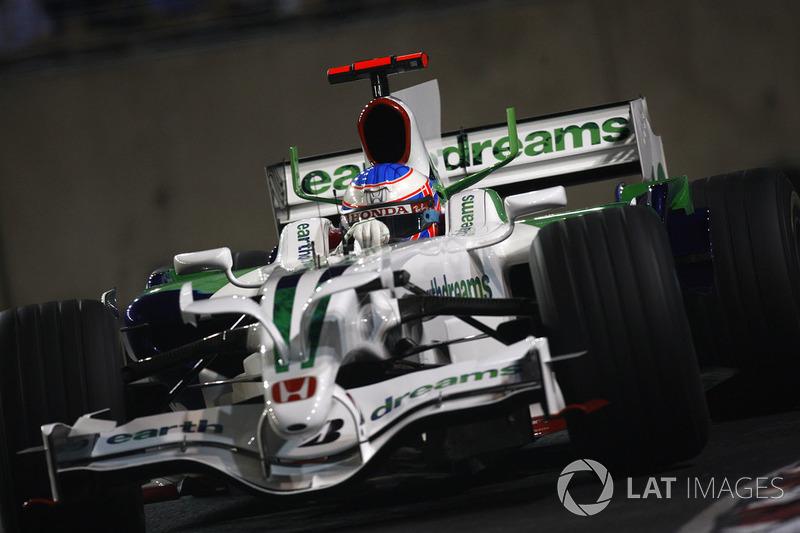 Jenson Button, Honda RA108