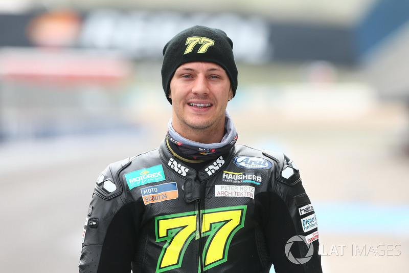 Dominique Aegerter, Kiefer Racing