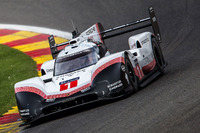 Porsche 919 Hybrid Evo, Porsche Team with DRS