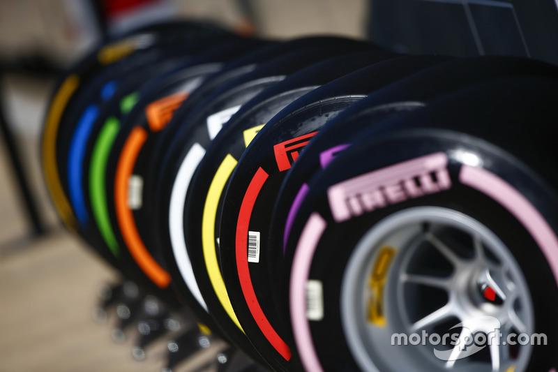 La gama de neumáticos Pirelli