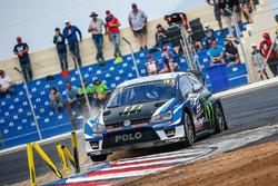 Юхан Крістоферсон, Volkswagen Team Sweden, Volkswagen Polo GTI leads