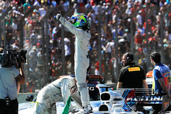 Felipe Massa, Williams, parc ferme