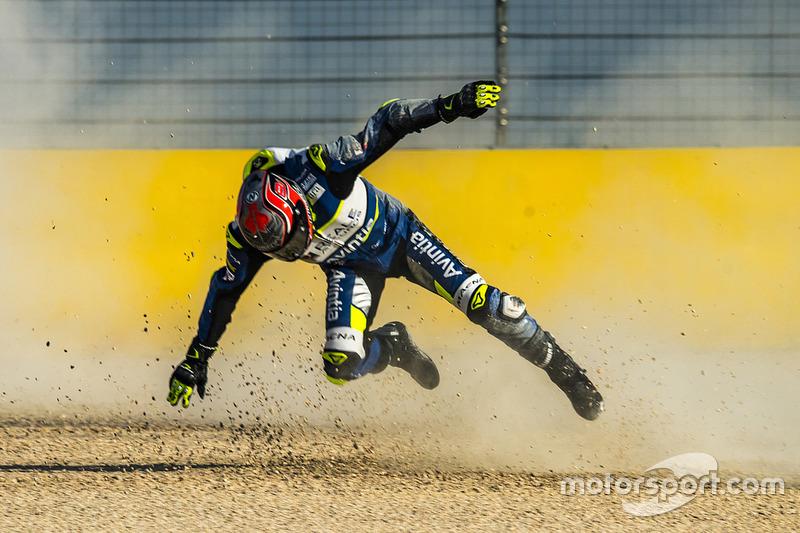 Аварія Хорді Торреса, Avintia Racing