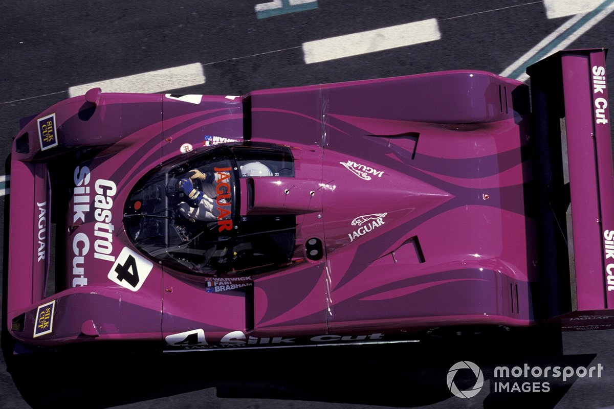 David Brabham, Jaguar XJR-14