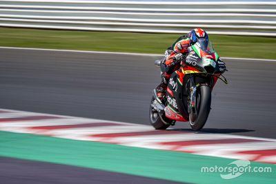 Testy MotoGP - Misano