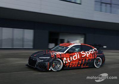 Presentazione Audi RS 3 LMS TCR
