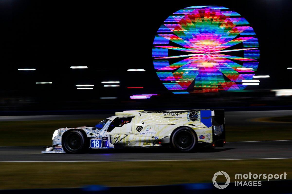 #18: Era Motorsport ORECA LMP2 07, LMP2: Paul-Loup Chatin, Ryan Dalziel, Kyle Tilley, Dwight Merriman