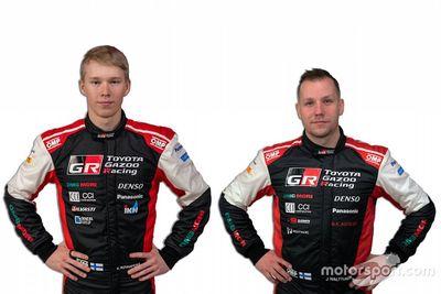 Toyota Yaris WRC 2021 renk düzeni