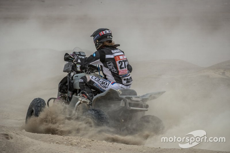 #273 Yamaha: Manuel Andujar
