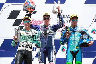 Lorenzo Dalla Porta, Leopard Racing, Fabio Di Giannantonio, Del Conca Gresini Racing Moto3, Dennis Foggia, Sky Racing Team VR46