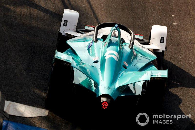 Джеймі Чедвік, NIO Formula E Team, NIO Sport 004