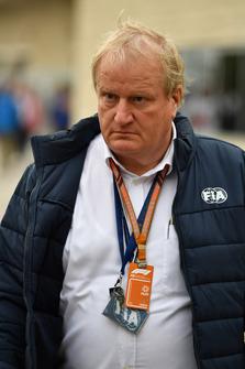 Jo Bauer, FIA Technical Delegate