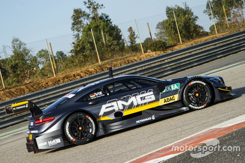 Christian Vietoris, Mercedes C 63 DTM