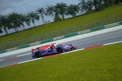 #33 Eurasia Motorsport Ligier JS P2 Nissan: Marko Asmer, Jake Parsons, Nabil Jeffri