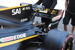 Renault Sport F1 Team RS17 rear