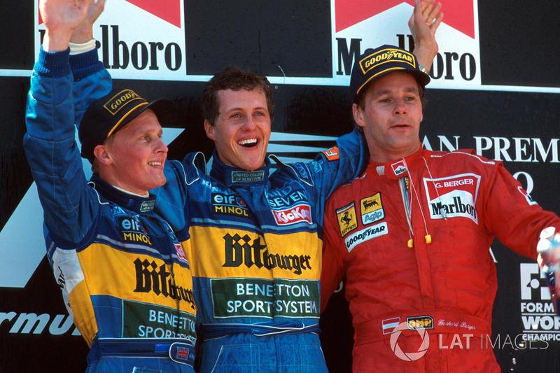 #12 GP d'Espagne 1995