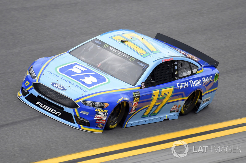 6. Ricky Stenhouse Jr., Roush Fenway Racing, Ford Fusion Fifth Third Bank