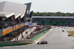 George Russell, ART Grand Prix, Roberto Merhi, MP Motorsport