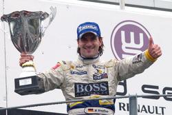 Podio: ganador de la carrera 2 Markus Winkelhock, Drago Multiracing