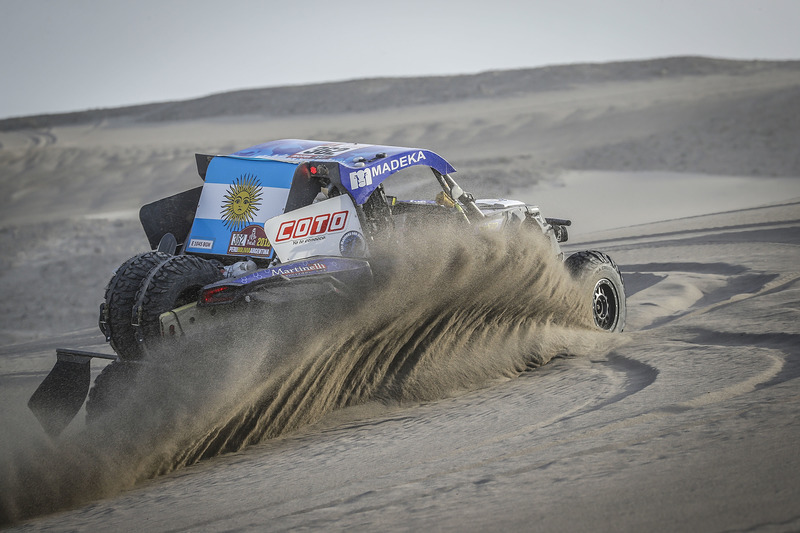 6. #362 South Racing Can-Am Team: Леонель Ларраурі, Фернандо Імператріс