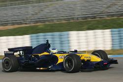 Джанкарло Фізікелла, Renault R27