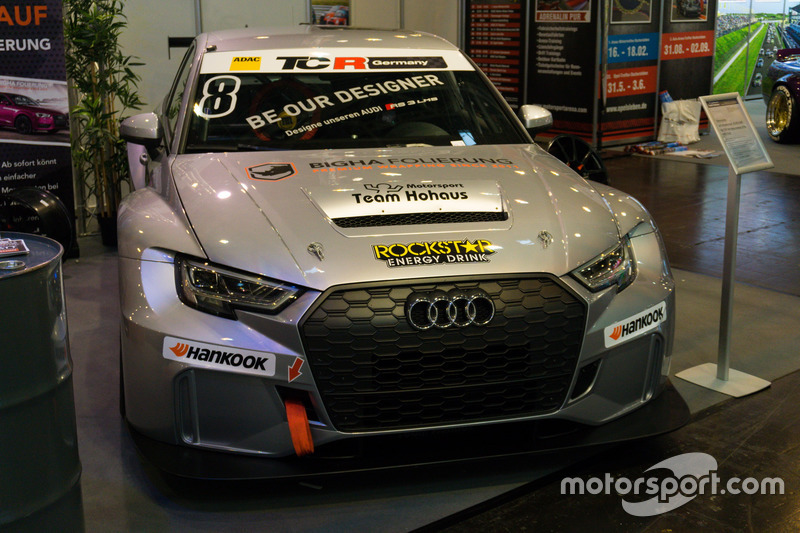 Audi RS3 LMS TCR