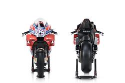 Мотоцикли Андреа Довіціозо та Хорхе Лоренсо, Ducati Team