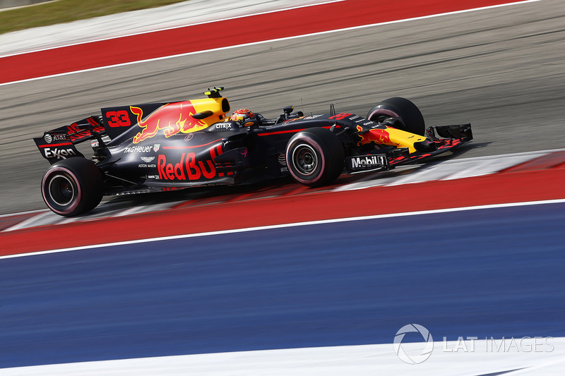 18. Max Verstappen, Red Bull Racing RB13 *