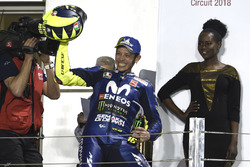Valentino Rossi, Yamaha Factory Racing, troisième