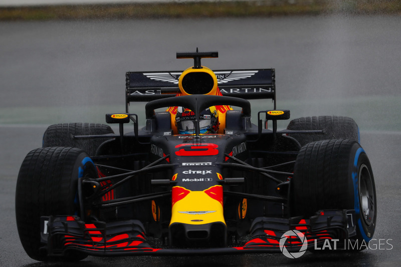 Daniel Ricciardo - Red Bull: 7