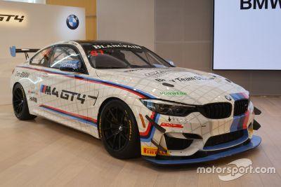 BMW Team Studie2018年体制発表会