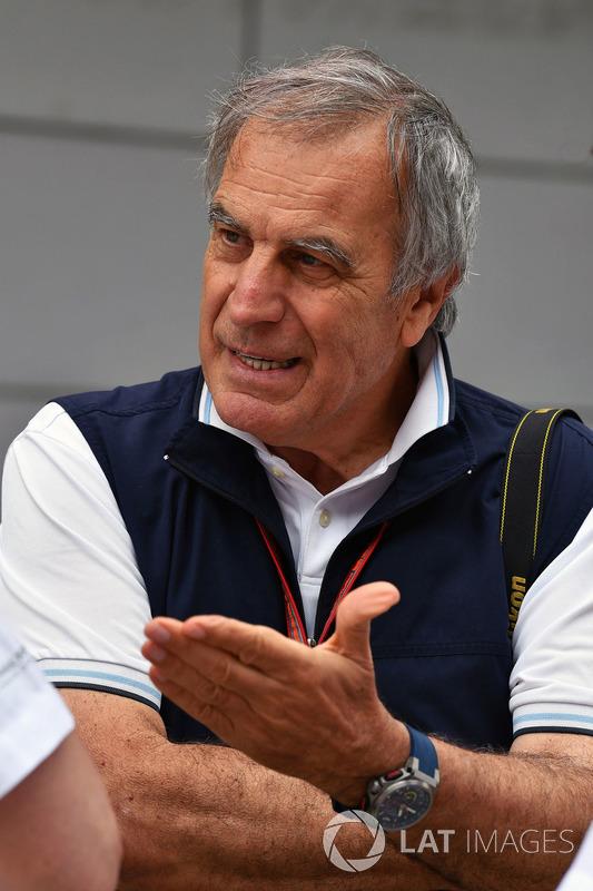 Giorgio Piola, Technical Journalist