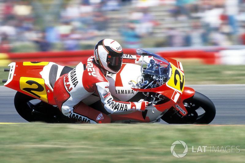 1990 - Вейн Рейні, Yamaha