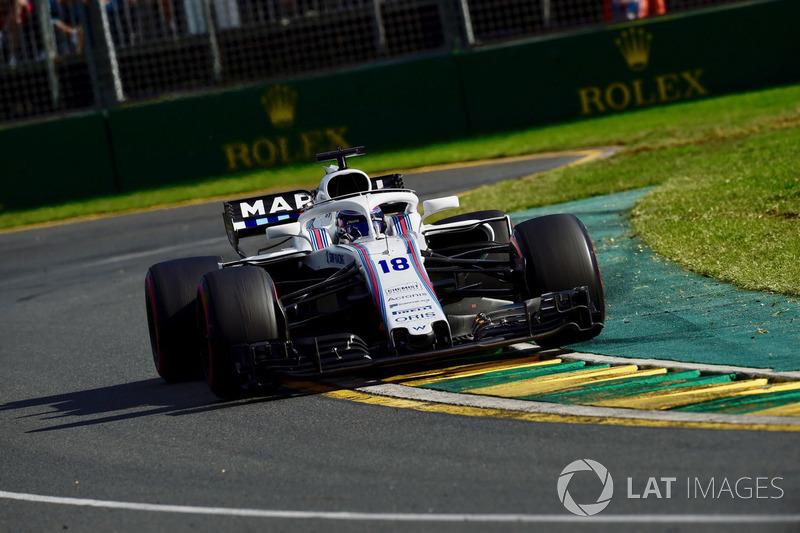 14e : Lance Stroll (Williams)