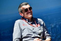 Günther Steiner, Team Prinicipal, Haas F1 Team