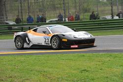 Andrea Invernizzi, Ferrari 458 - Black Bull Swiss Racing