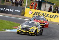 Adam Morgan, WIX Racing; Jeff Smith, Eurotech Racing