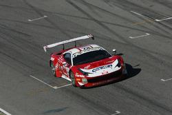 Ferrari 458 Italia-GT3 #72, Leo-Cheever, Scuderia Baldini 27 Network