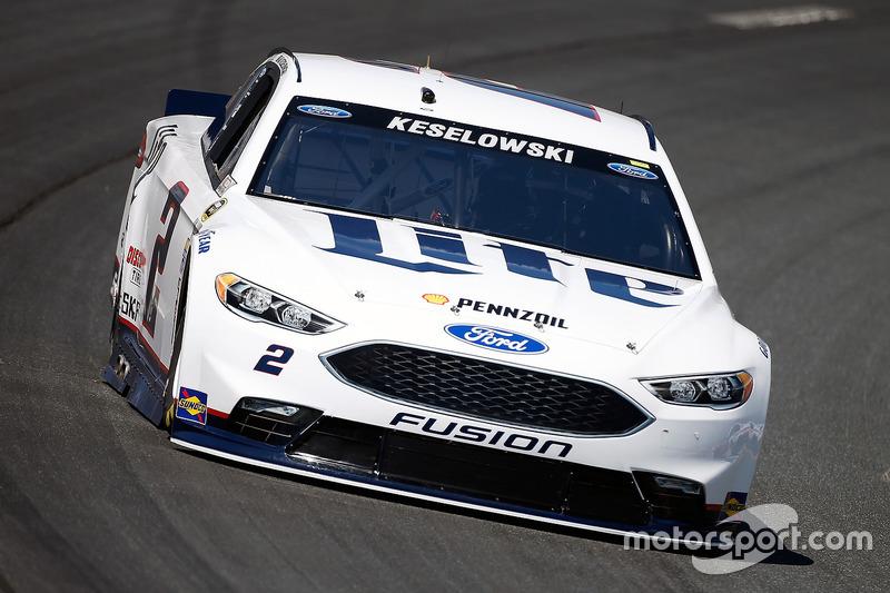 17. Brad Keselowski, Team Penske, Ford