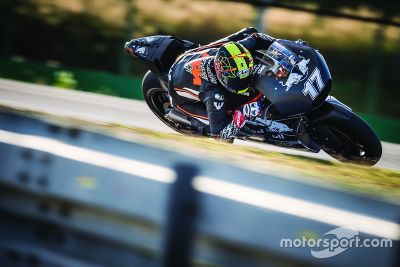 Essais KTM à Brno
