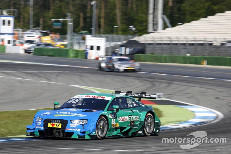 Hockenheim 1: Edoardo Mortara (Abt-Audi)